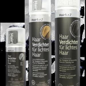 מוצרים למילוי שיער דליל